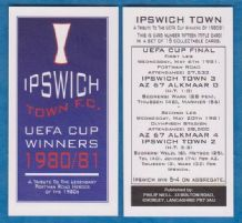 Ipswich Town UEFA Cup 15